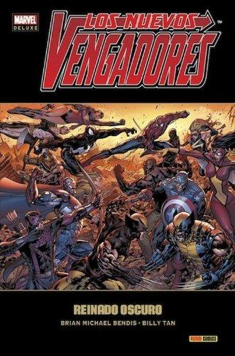 Nuevos Vengadores. Reinado Oscuro - Número 10 (Marvel Deluxe) Tapa dura – 19 jul 2013 BrianBendis Bendis Panini Cómics 8490244537
