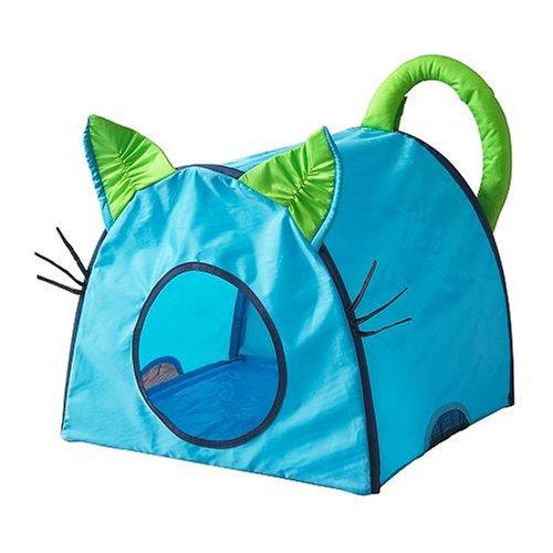 Amazon.com  Bastis Cat u0026 Dog Tent Blue  Pet Care Products  Pet Supplies  sc 1 st  Amazon.com & Amazon.com : Bastis Cat u0026 Dog Tent Blue : Pet Care Products : Pet ...