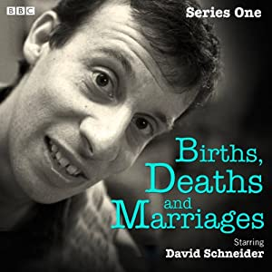 Births, Deaths and Marriages: Series 1 Radio/TV Program