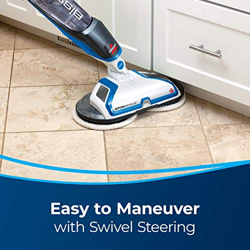 9% off a Bissell spin mop