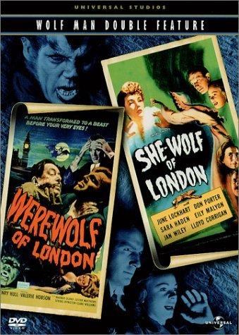 Werewolf of London & She-Wolf of London [DVD] [Region 1] [US Import] [NTSC]