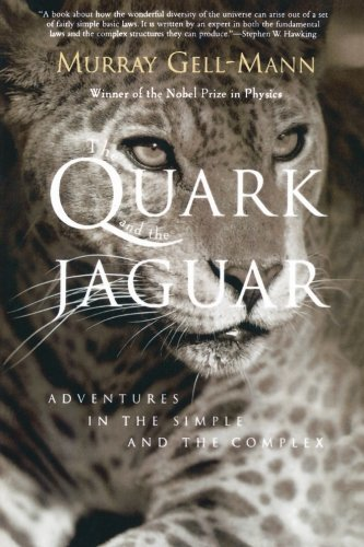 cc25b76b199 The Quark and the Jaguar  Adventures in the Simple and the Complex