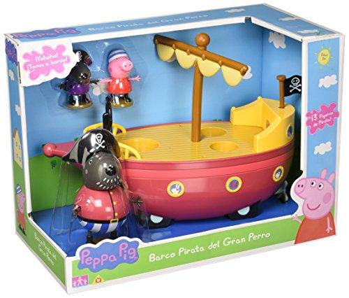 Grandad Dog S Pirate Boat