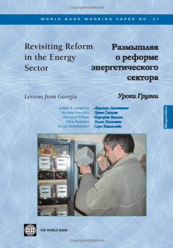 Revisiting Reform in the Energy Sector: Lessons from Georgia -- Bilingual (World Bank Working Papers) (English and Russian Edition) by World Bank Publications