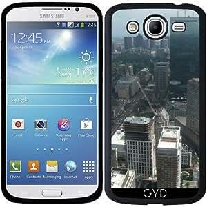 Funda para Samsung Galaxy Mega 5.8 (i9150) - Horizonte De Boston by Cadellin