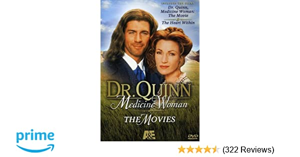 Amazon com: Dr  Quinn Medicine Woman: The Movies (The Movie / The