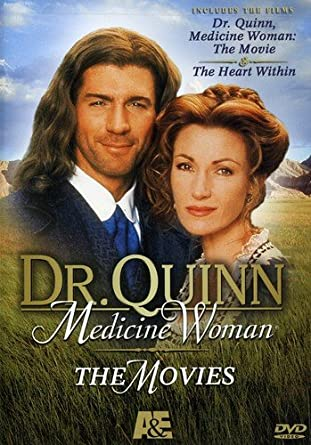 Amazon com: Dr  Quinn Medicine Woman: The Movies (The Movie