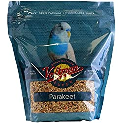 Volkman Avian Science Super Parakeet 4lbs.