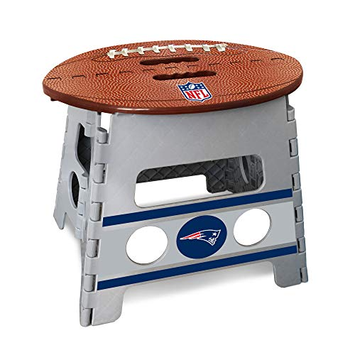 FANMATS NFL New England Patriots Folding Step Stool