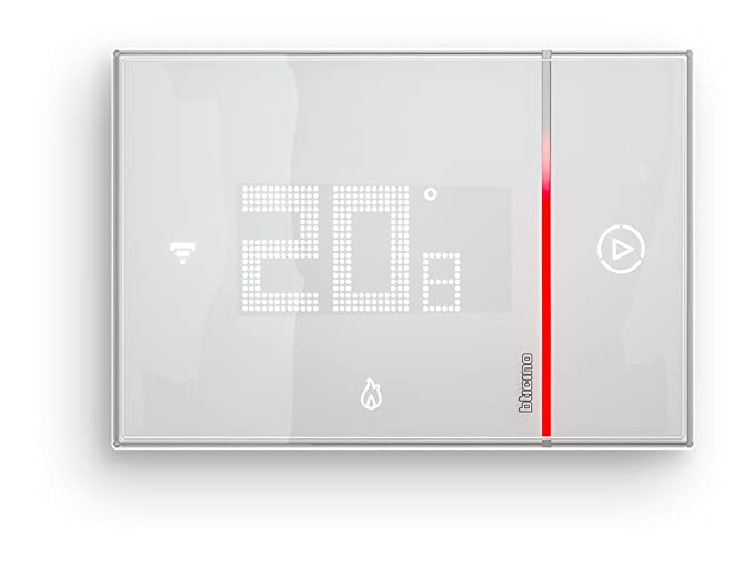 Bticino Smarther Sx8000 Connected Thermostat With Built In