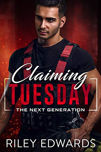 Claiming Tuesday (The Next Generation Book -