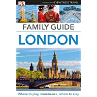 Family Guide London (DK Eyewitness Travel Guide)
