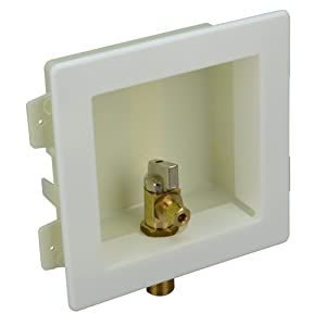 LSP OB-800-T-LL Ice Maker Box Beige with Valve Assembly