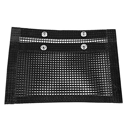 Non-Stick BBQ Bake Bag,Heat-Resistant Mesh Grilling Bag Outdoor Tool(1422cm)