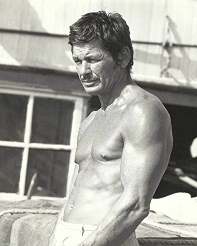 Charles Bronson 8 x 10 GLOSSY Photo Picture
