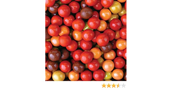 Amazon.com : Autumn Mix Sixlets, 2LBS : Chocolate Candy : Grocery & Gourmet Food
