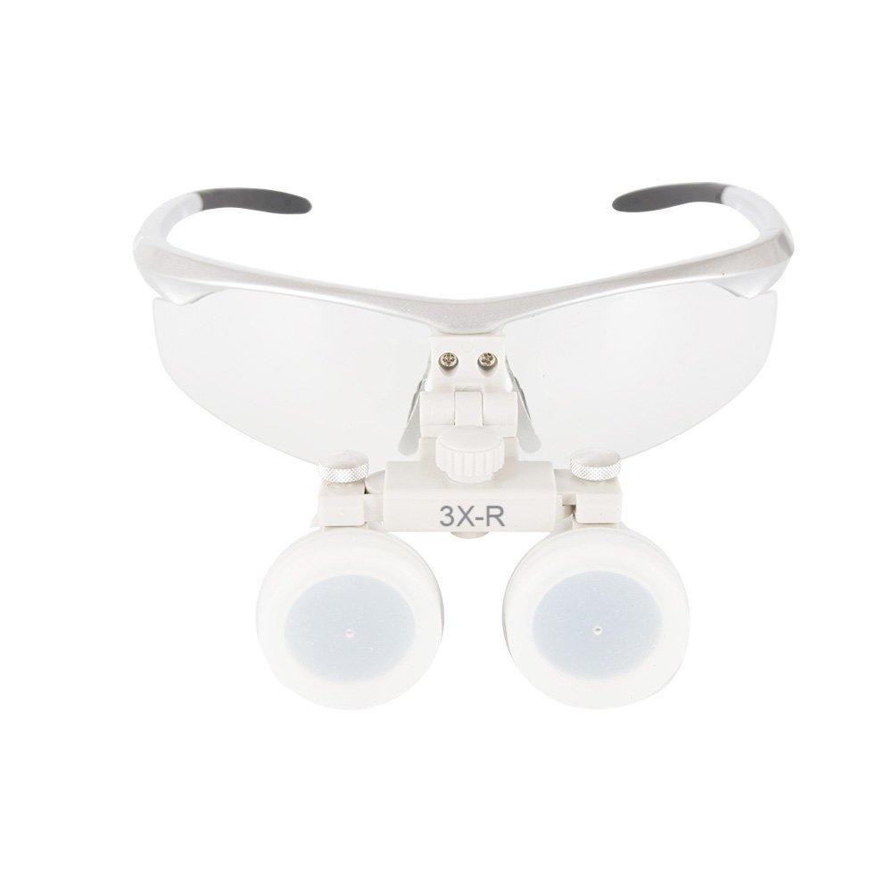 【大特価!!】 Romantic桜 3倍拡大鏡 メガネ式 B07J5578L8 双眼ルーペ 高い被写界深度 眼鏡型 瞳孔間距離調整可 B07J5578L8, スカジャン専門店 大熊商会:851e1681 --- a0267596.xsph.ru