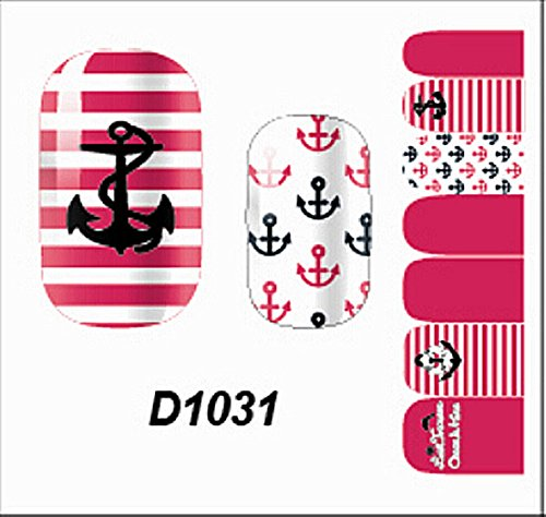 SpongeBob Nail Art Sticker Decal - 6