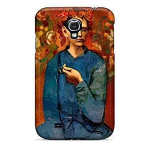 DaMMeke OiXqWAr2964osltm Protective Case For Galaxy S4(garcon A La Pipe)