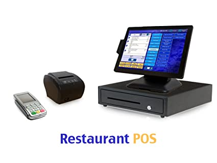 Restaurant Point Of Sale System Includes Touchscreen