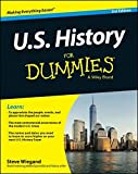 Ace your next history test with this concise, easy-to-read guide U.S. History for Dummies, 3rd Edition fills the need to improve high school proficiency in history by providing a complete history of the United States, presented in an accessible, read...