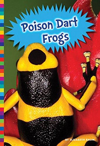 Read Online Poison Dart Frogs (Poisonous Animals) pdf