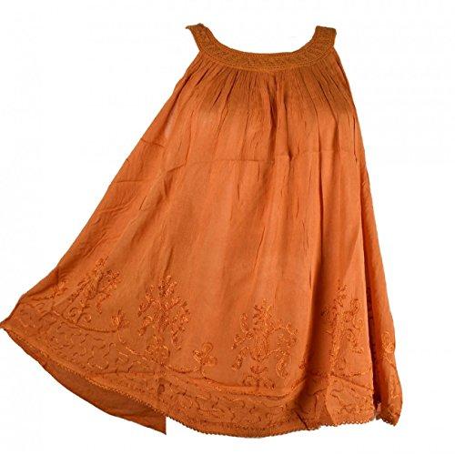 du Uni Ton Grande Haut Inconnu Tunique T52 Saba au T42 Orange Taille TqFnOx7Xnw