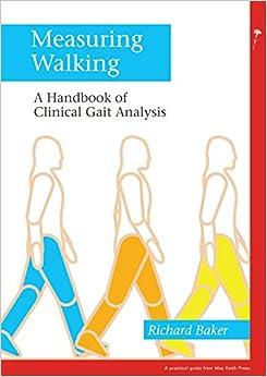 Measuring Walking por Richard W. Baker epub