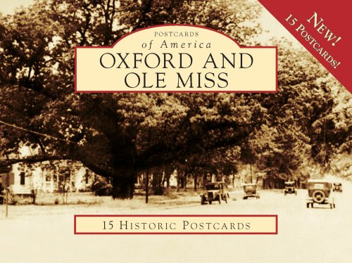 Oxford and Ole Miss (Postcards of America)