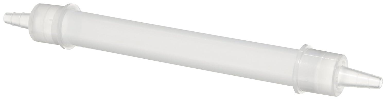F19960-0000 Pack of 12 Bel-Art Polyethylene 4 in Drying Tubes with Polypropylene Tube Fittings