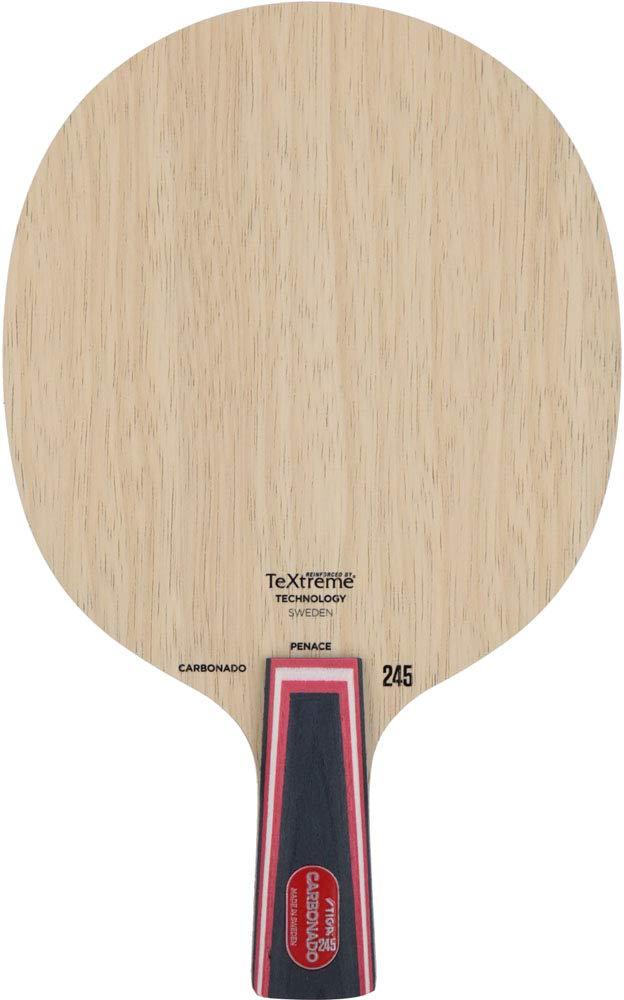 STIGA(スティガ) 卓球 ラケット カーボネード 245 106375 PAC B07CMHBPZ4