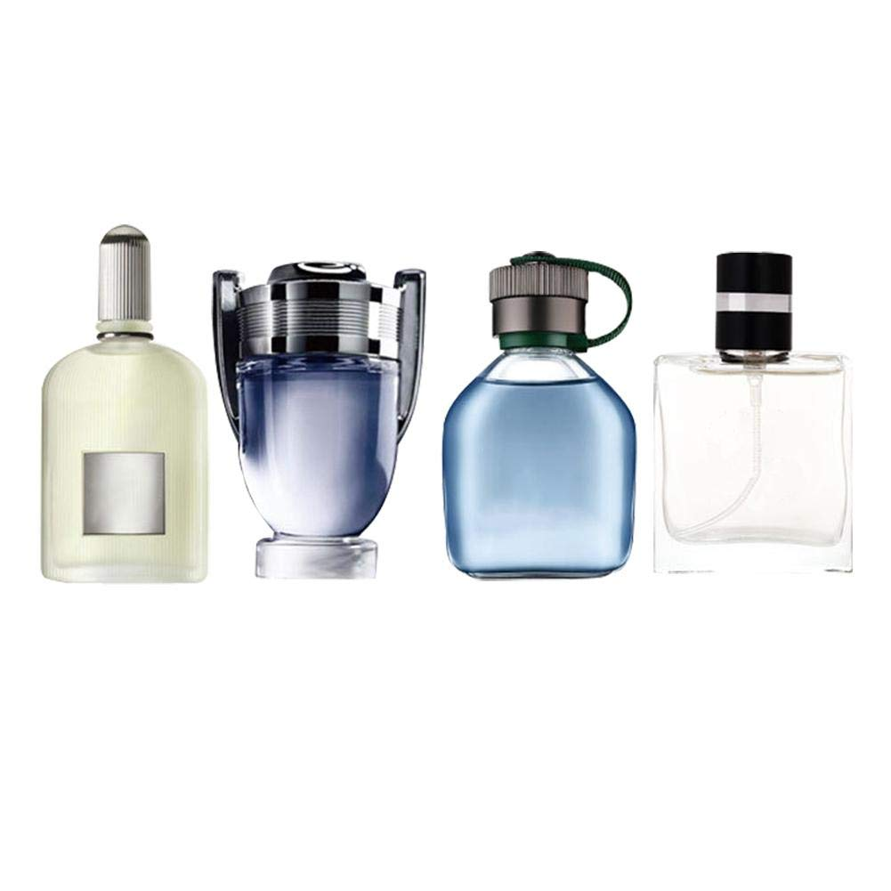 Men Fragrance Gift Set 4pcs Elegant Design Fragrance Persistence Perfume (25mlx4)