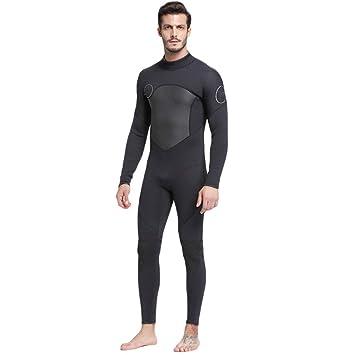 DIMPLEYA Traje De Buceo Hombre Traje De Surf Total Costuras ...