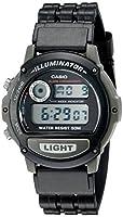 Casio W87H-1V Sports Wrist Watch (Black)