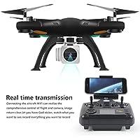 RC Quadcopter Helicopter Drone with Camera,Wifi FPV RTF 2.4G 4CH RC Quadcopter Gimbal Camera Drone with HD Camera UAV