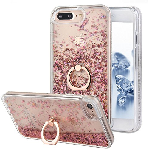 360 Degree Hard Plastic Case for iPhone 7 Plus (Silver) - 1