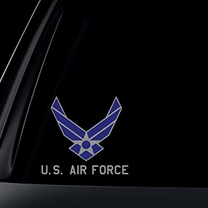 U s air force car decal sticker
