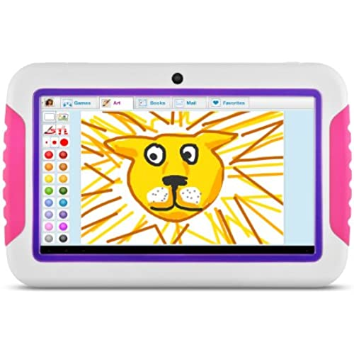 Ematic FunTab FTABCP-2 7.0-Inch 4GB Tablet (Pink) Coupons