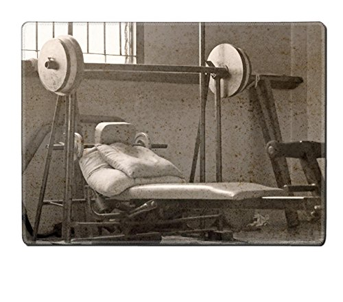 luxlady-natural-rubber-placemat-image-id-27547909-old-image-of-weight-lifting-digital-retouch
