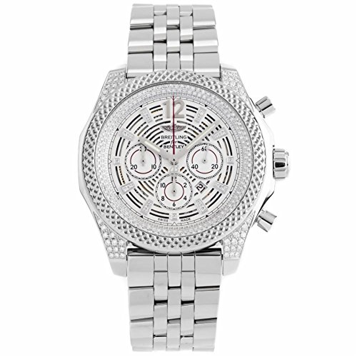 Breitling Bentley Barnato 42 Limited Edition swiss-automatic mens Watch (Certified Pre-owned)