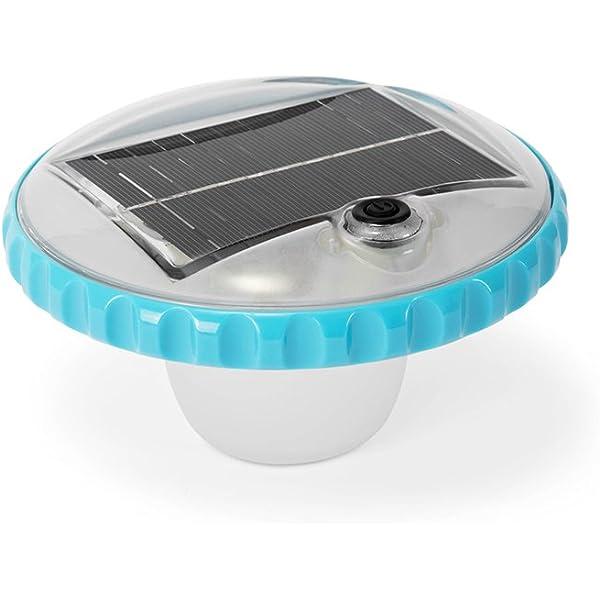 LED Solarlichter Solar Floating LED beleuchtet wasserdichte Balllampe RGB Lampe f/ür Garten Schwimmbad Pool Teich Brunnen dekorative Regenbogen-Blitzlichter
