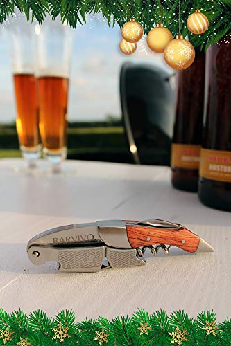 Professional Waiter's Corkscrew by Barvivo