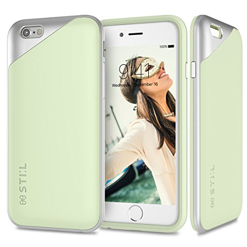 STI:L Stilmind Masquerade Coque iPhone 6/6S Vert