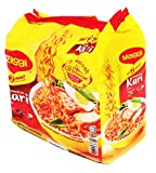 Maggi 2 Minute Noodles Curry Flavour - 79g - Pack of 5
