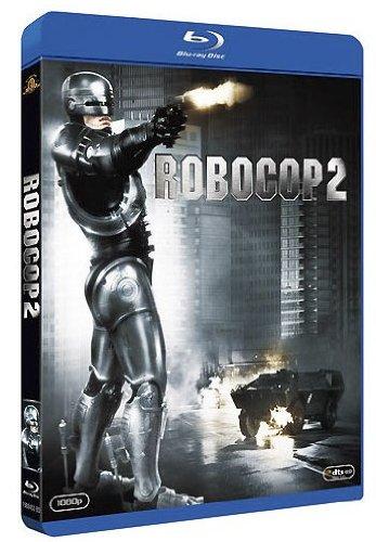 Amazon.com: Robocop 2 (Blu-Ray) (Import Movie) (European ...