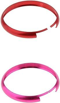 Pink Car Key Ring Trim Chain For BMW Mini Cooper Clubman Countryman