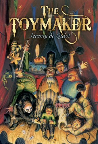 Halloween Craft 5th Grade (The Toymaker)