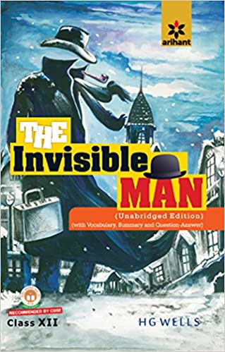 critical analysis of the invisible man by hg wells