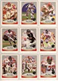 Atlanta Falcons 1990 Fleer Football Team Set w/ Update Cards** Chris Miller, Deion Sanders, John Settle, Andre Rison, Brian Jordan, Steve Brossard, Scott Case, Mike Kenn, Bill Fralic, Tony Casillas, Mike Gann, Ron Heller, Keith Jones, Aundray Bruce, Shawn Collins, Evan Cooper, Scott Fulhage.**