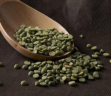 Guisante verde pelado partido a granel - 500 grs